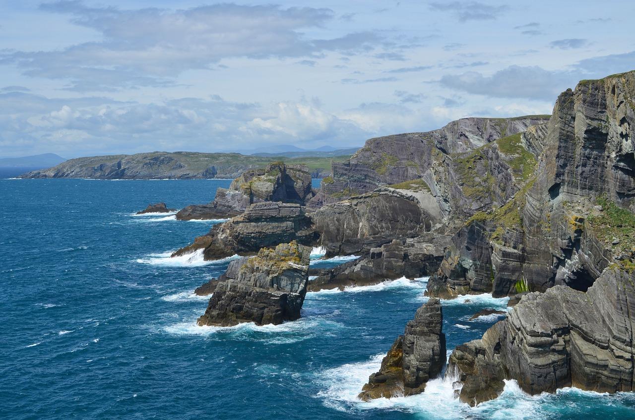 côte-ouest-de-l-Irlande